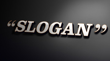 A Look at Slogans and Taglines