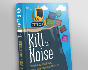 Kill the Noise - Book by Matt Smith, Modmacro
