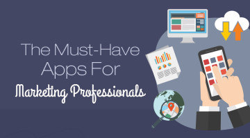 Top Apps for Small Business Marketing (Infographic)
