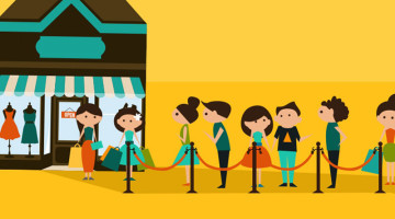 Strategies for Brick and Mortar Retailers (Infographic)