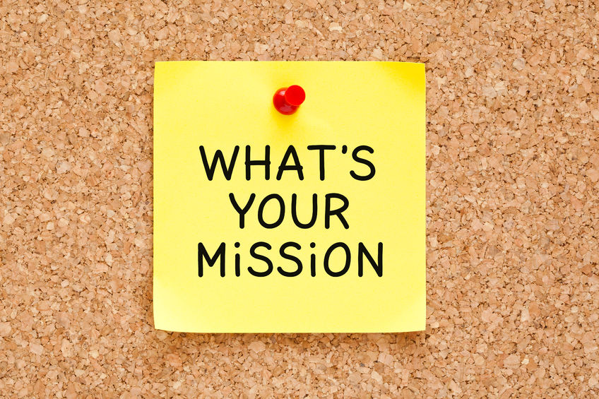 Your Company Has a Mission Statement, But Do You?