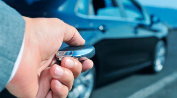 Going the Extra Mile: Putting Your Vehicle in the Company Name