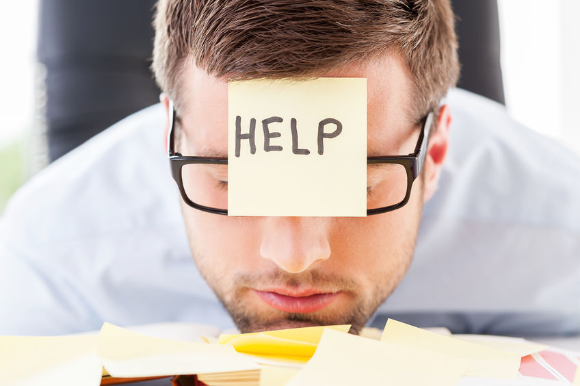 Is Job-Related Stress Hurting Your Health?