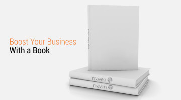 Boost Your Business: Three Ways Having a Book Helps