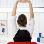 5 Simple Stretches You Can Do at Your Desk to Relieve Neck and Back Tension