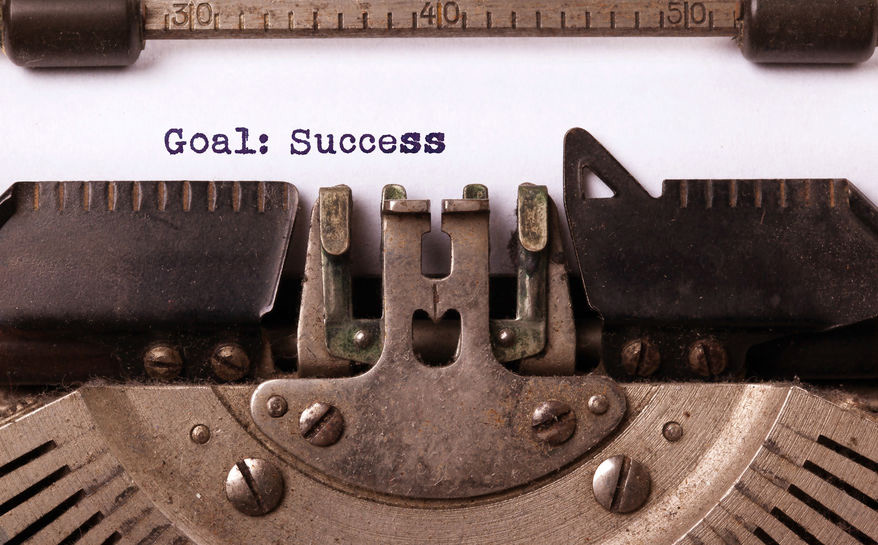 Why You Should Put Your Small Business Goals in Writing