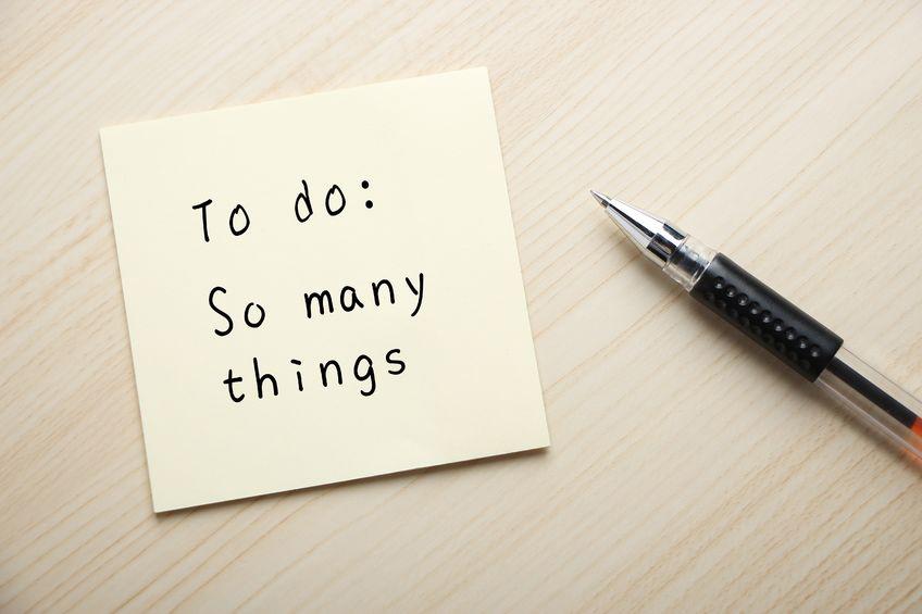2 Ways to Dramatically Shorten Your To-Do List