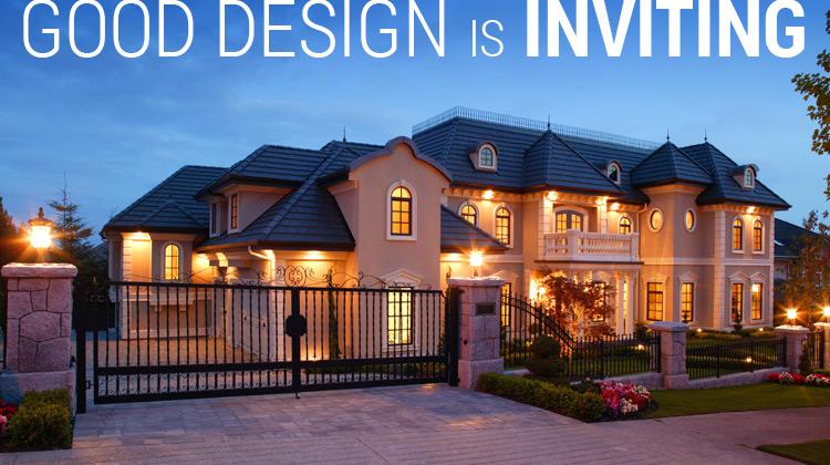 Good Design is Inviting