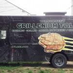 Grillenium Falcon - Fayetteville, AR