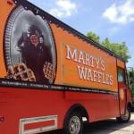 Marty's Waffles - Alexandria, KY