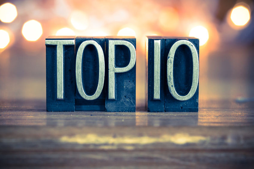 Top 10 Articles of the Second Quarter of 2015