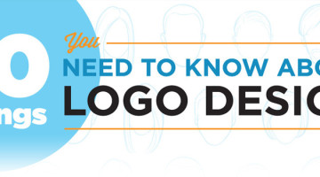 Ten Things to Know about Logo Design (Infographic)