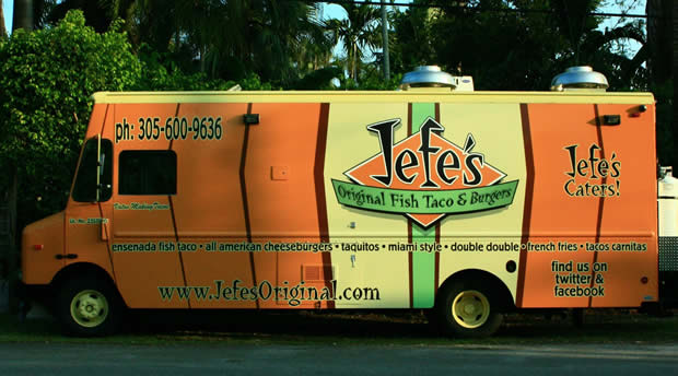 Jefes Original Fish Taco Burger Miami FL