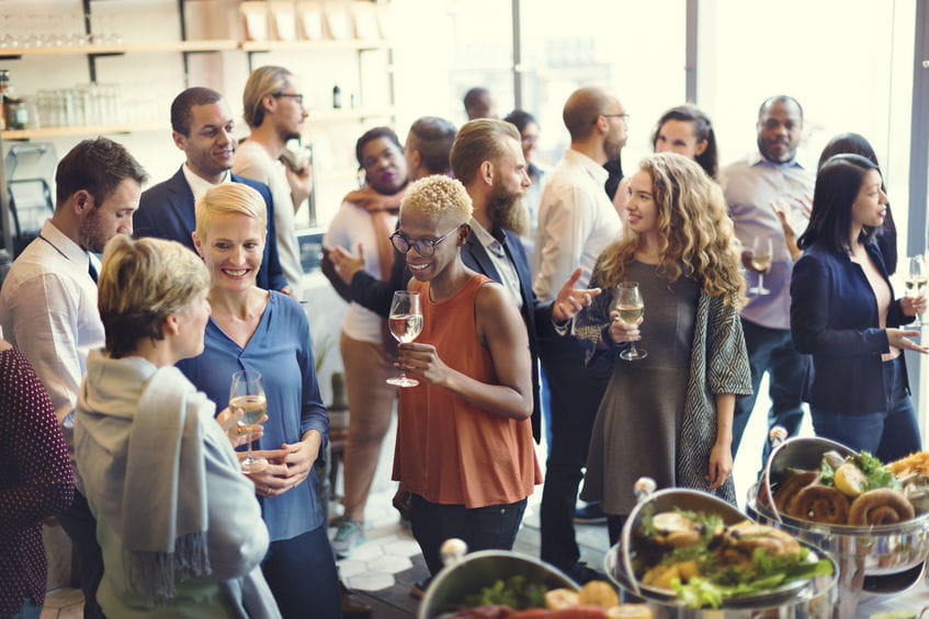 How to Organize a Corporate Event