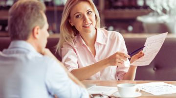 How to Impress During Lunch with Potential Business Partners