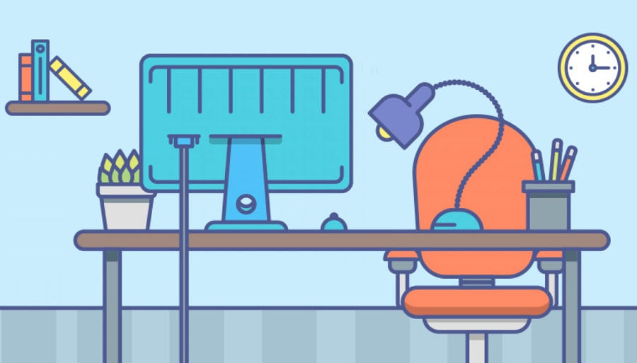 How a Clean Office Can Boost Productivity: An Infographic