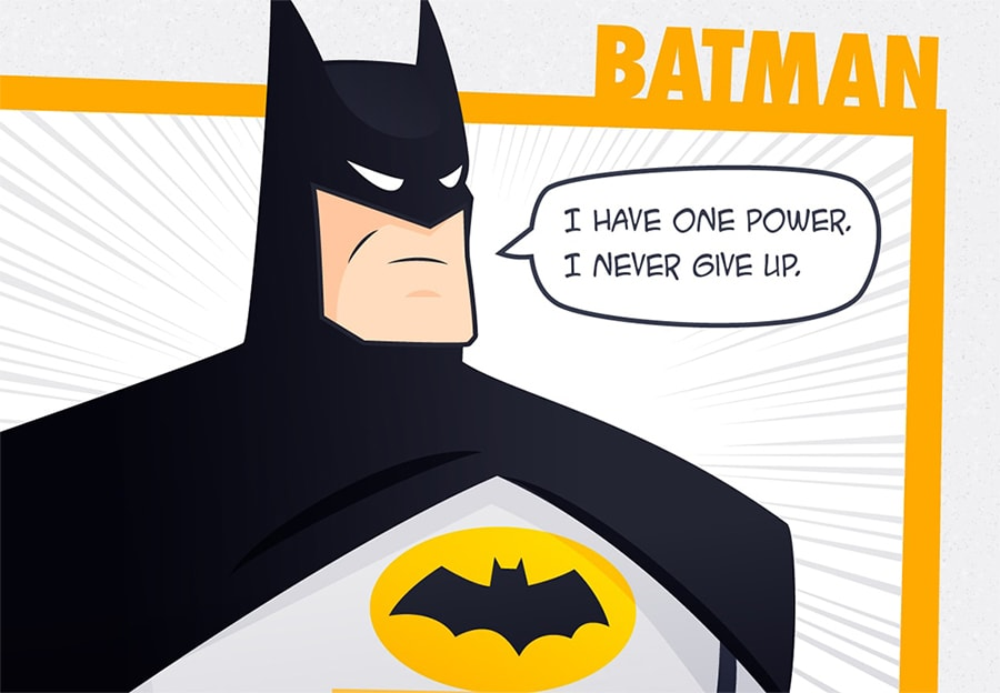 10 Things Entrepreneurs Can Learn From Superheroes
