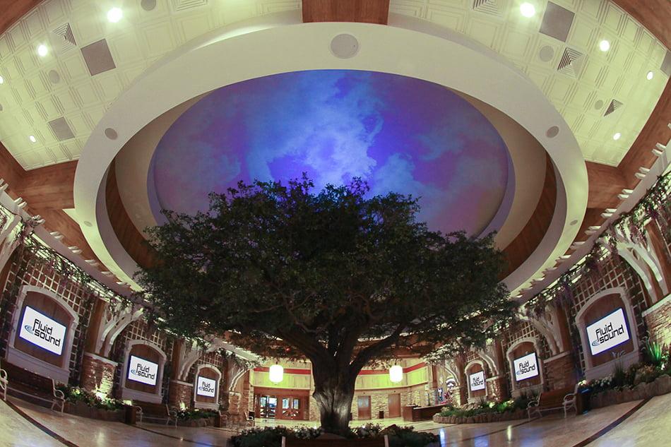 San Diego Audiovisual Company, Fluid Sound, Completes Landmark Project for Local Casino