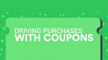 Driving Customer Purchases With Coupons: An Infographic