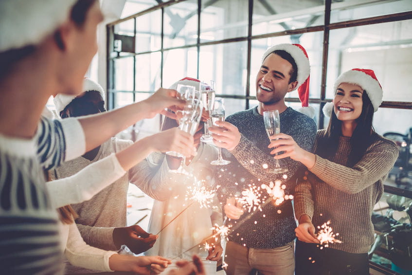 The Business Owner's Guide to Office Christmas Parties