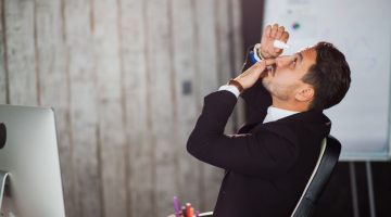 Avoiding Eye Strain in The Workplace