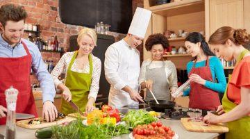 5 Great Corporate Team Building Trip Ideas