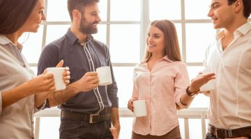 Helping Employees Make the Most of Their Coffee Breaks