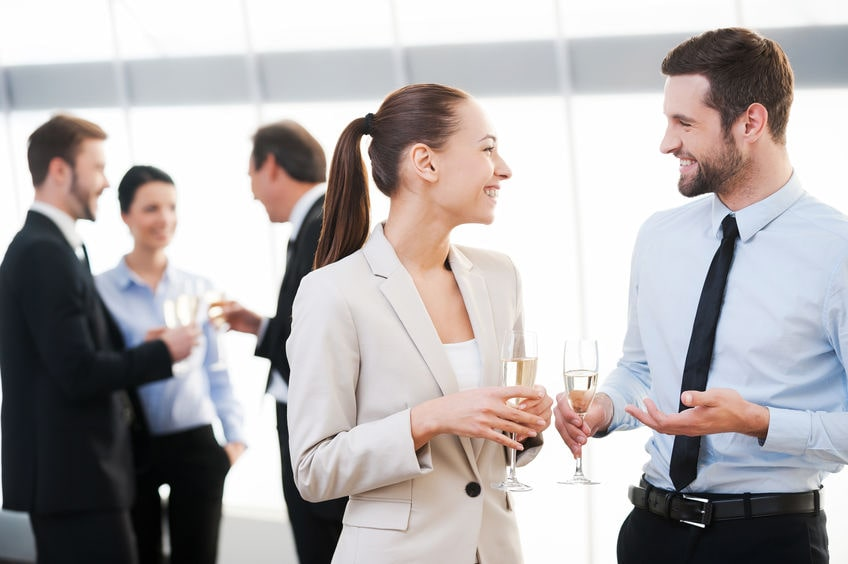 Five Tips on Acing Your Next Networking Event