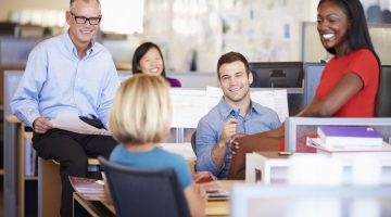 5 Ways to Establish Your Small Business as a Great Place to Work
