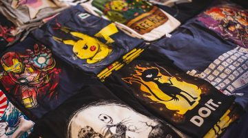 10 Great Guerrilla Merch Ideas for Your Fan Page, Gig, Poetry Reading, or Book Launch