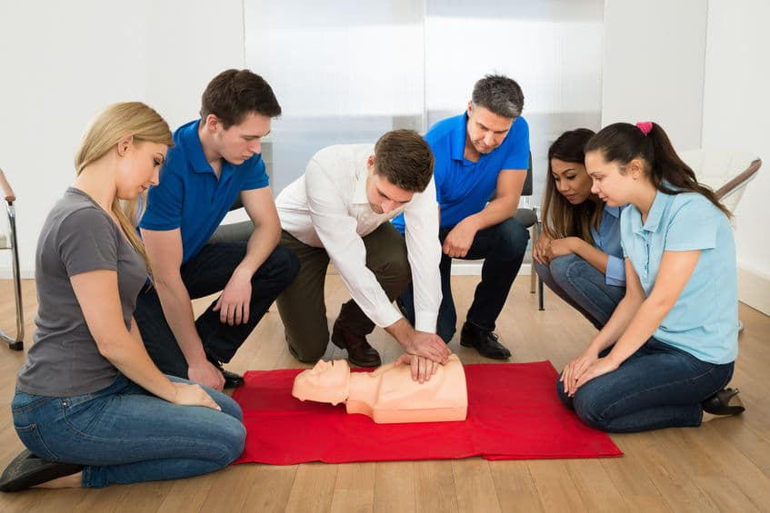 Why Your Company Should Hold On-site First Aid Training
