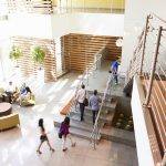 contemporary office retrofits