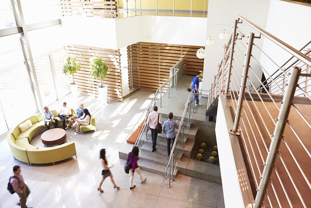 Contemporary Office Retrofits: The Advantages