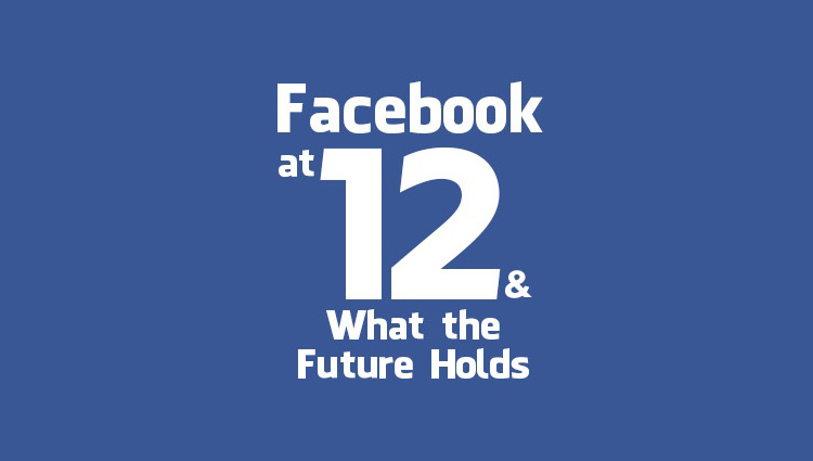 Facebook at 12: An Infographic