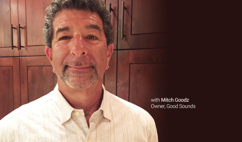 Business Owner Mitch Goodz to Entrepreneurs: If You Have a Passion, Go for It, but Build Your Business Skills