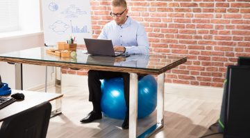 5 Ways to Stay Fit and Active at Work