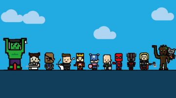 Your Ultimate Superhero Workforce: An Infographic