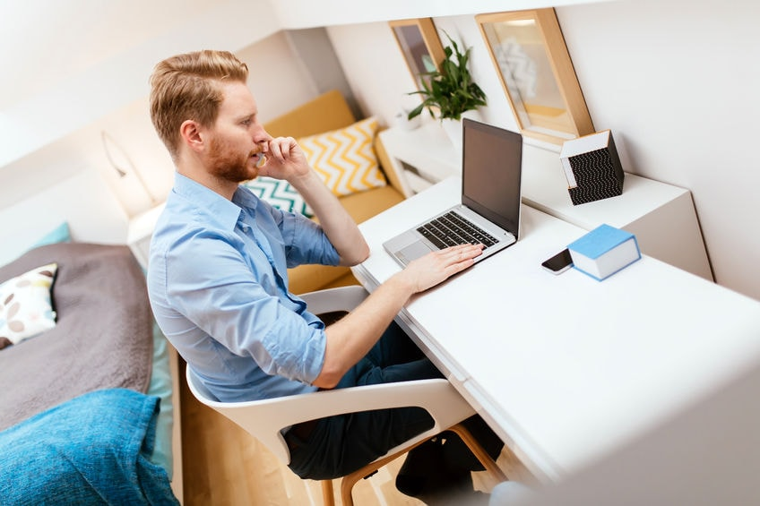 Welcome Home: Tips for Working From Home