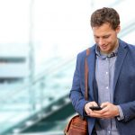 using texting for business