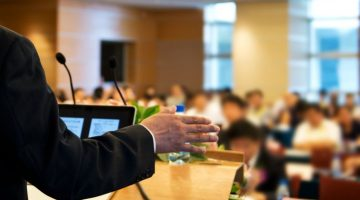 3 Reasons You Need a Book if You're a Public Speaker
