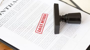 Reasons Why Your Loan Application Might Be Rejected