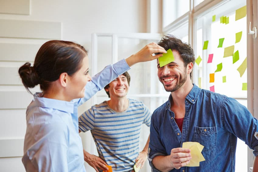 For Every Boss: Workplace Dynamics That Improve Employee Morale