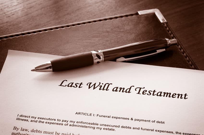 How to Make a Will Online