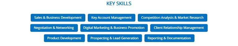 top resume skills