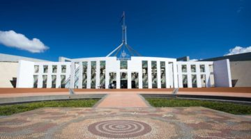 Visiting Canberra on a Budget