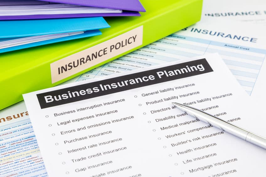 Types of Business Insurance Plans that Every Entrepreneur Needs to Purchase