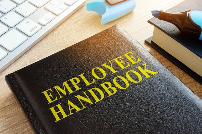 Creating an Effective Employee Handbook– It's Not Rocket Science