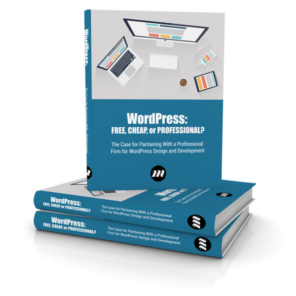 WordPress eBook for Small Business