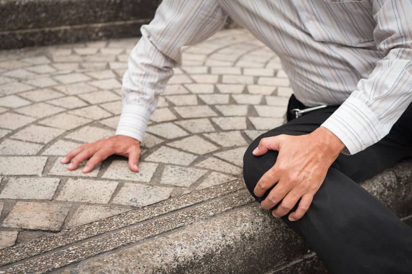 When Is a Property Owner Liable for a Slip and Fall?