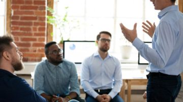 VitalChurch Interim Pastor Training Event Touches on the Business Side of Helping Churches Thrive